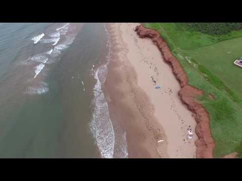 Prince Edward Island in 4K DJI Phantom