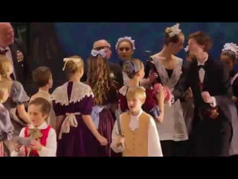 Nutcracker 2015, Presented by Dance Kids of Monterey County