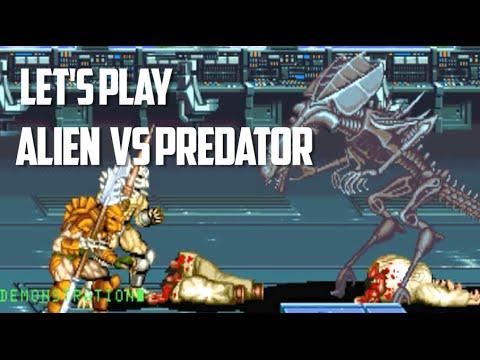 Alien Vs Predator (Arcade) - Let