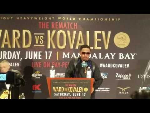 Andre Ward: It's Dangerous to Predict Knock Outs EsNews Boxing