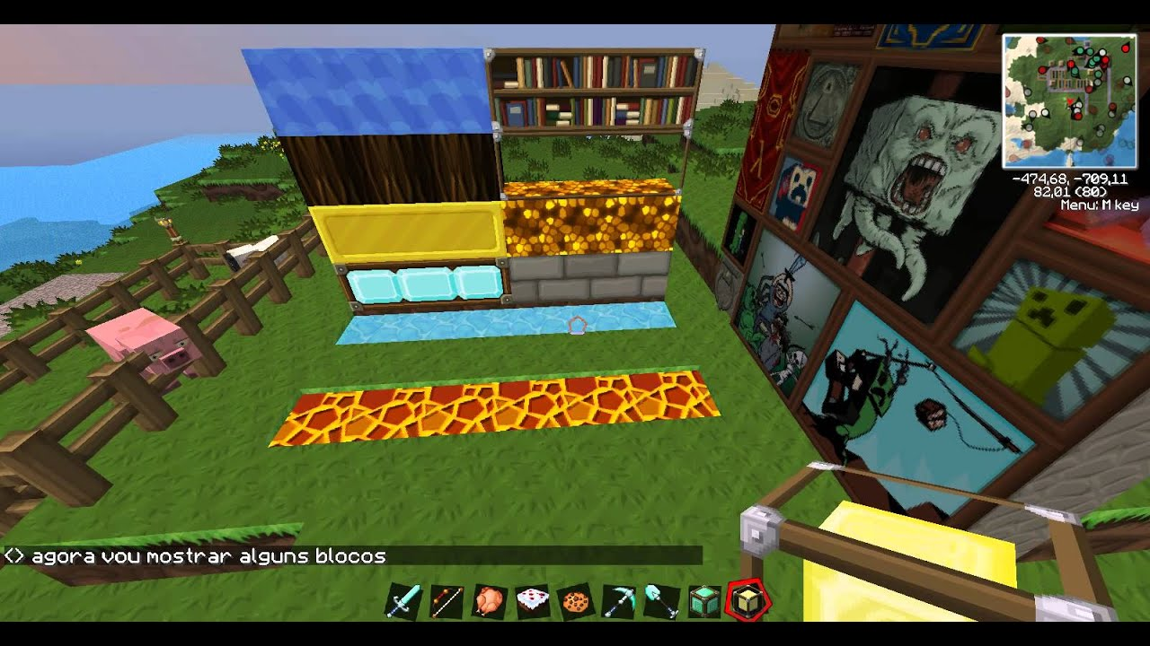 minecraft honeyball texture pack 1.5.2