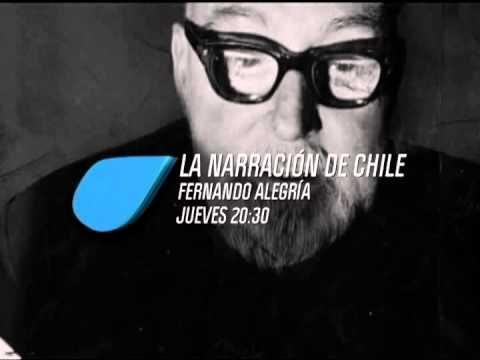 La Narración de Chile // Fernando Alegría