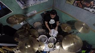 Drum Cover Klepek Klepek Hesty Dj Glary