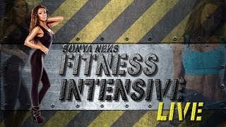 Finess intensiv LIVE 1 with Sonya Neks