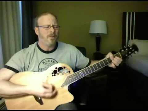Crosby Stills Nashs Southern Cross Acoustic Cover By Jason Swain