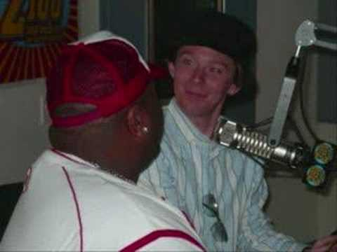07-09-03 Clay Aiken Interview with Java Joel at WKSC 103.5