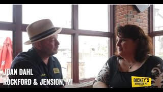 Testimonial Joan Dahl - Owner Testimonial - Dickey's Barbecue Pit