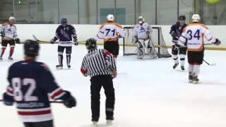 В Волгограде прошел хоккейный матч памяти жертв теракта 29 и 30 декабря