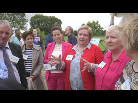 Kerry Social Farming Report Launch 7th July 2017