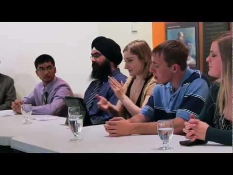 Rockhurst University Student Interfaith Panel