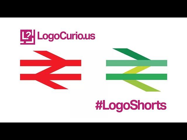 National Rail - We Mean Green - Logo Short Review