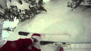 backcountry skiing BC