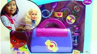 Disney Junior Doc McStuffins Doctor's Bag Set - Kids' Toys