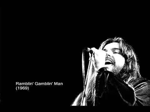 Bob Seger  Ramblin Gamblin Man 1969