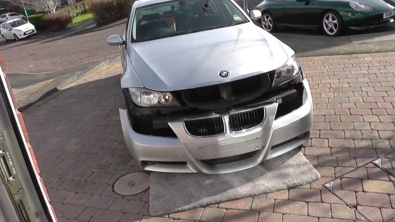 bmw standard to m sport front bumper info you need to know when changing [ 1280 x 720 Pixel ]