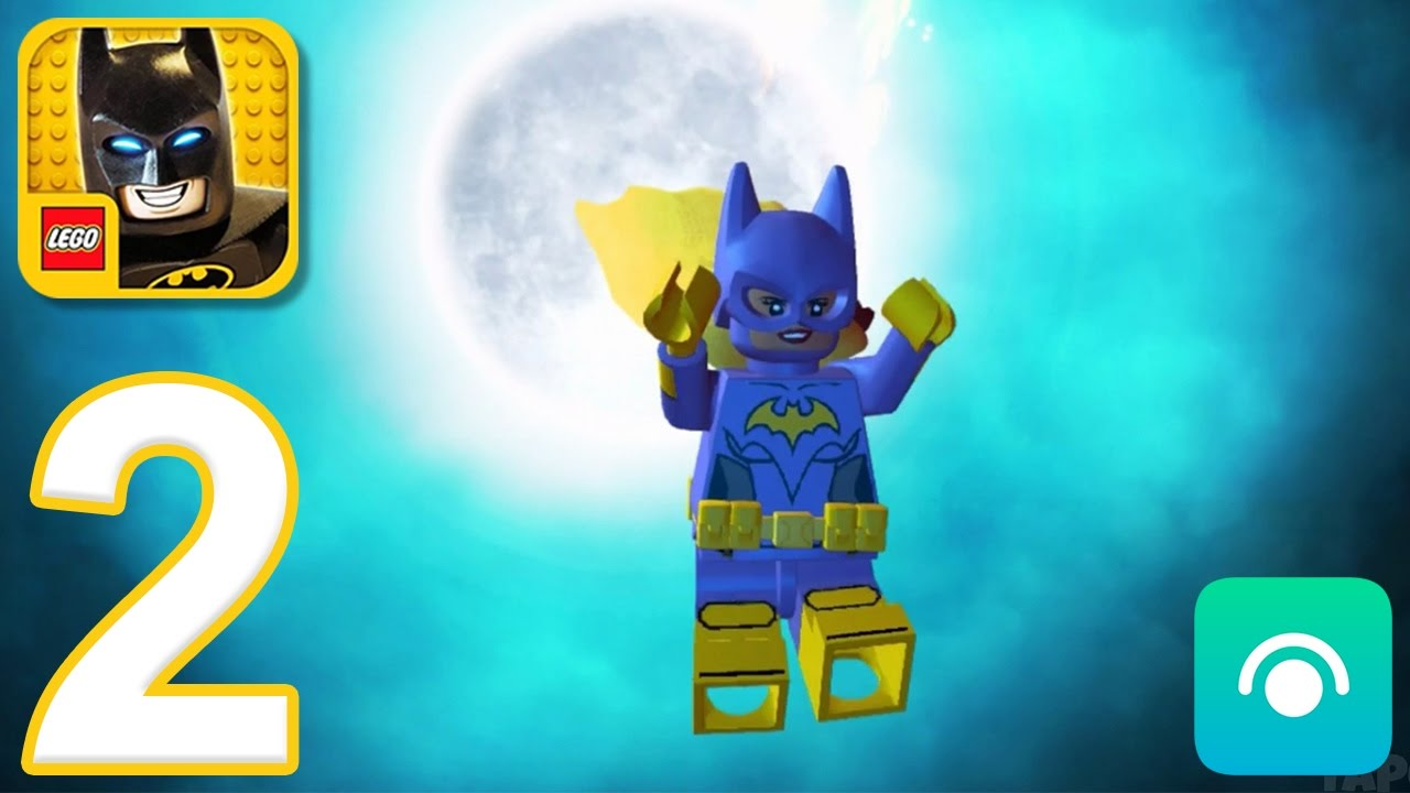 LEGO Batman Movie Game - Gameplay Walkthrough Part 2 ...