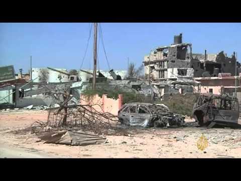 تصاعد المعارك شرق بنغازي