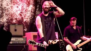 Rancid, live @ Melkweg (2012). 20th Anniversary European Tour. Amst...