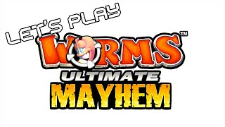 Let's Play: Worms Ultimate Mayhem - Part 1