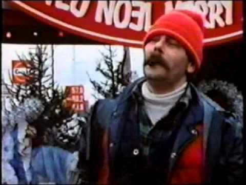 Elvis Gratton 1  La crèche de Noël