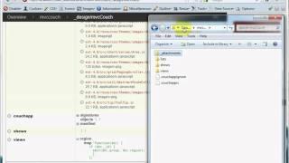 mvcCouch Tutorial Part 4.5 - Building mvcCouch - Create a CouchDB View