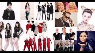 [HyukiiTV] polski vs koreański pop || polish vs korean pop || PART2