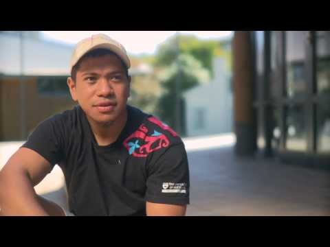 Saia Mataele - BA student in Sociology and Pacific Studies (Part One)