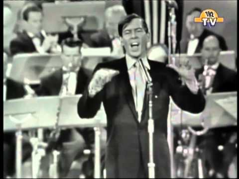 Johnnie Ray -- Yes Tonight, Josephine   HD