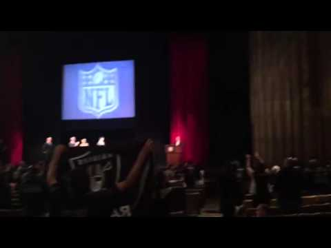 NFL Opens Town Hall Meeting In Oakland