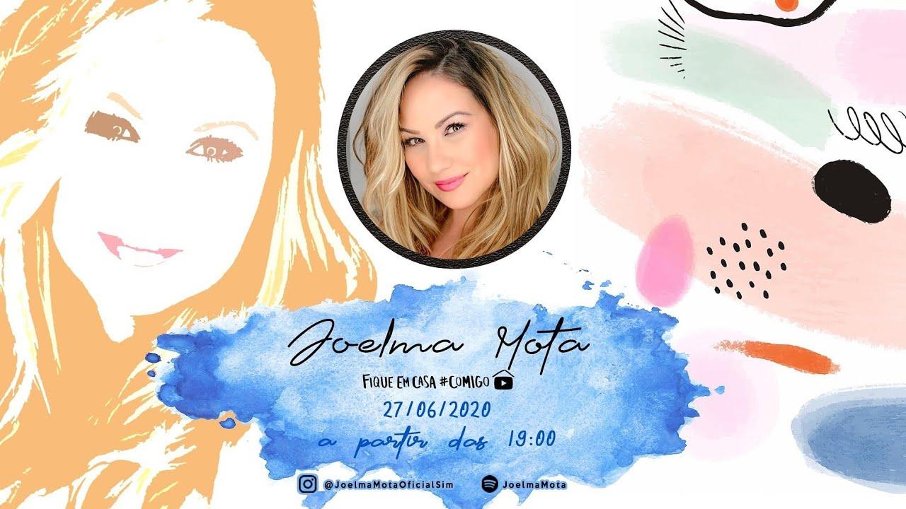 Live Joelma Mota #Fiqueemcasa