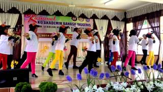 "SK Pontian Action Song 2014: ""Keep Calm & Save the Earth"""