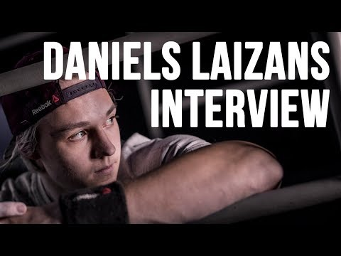 Interview with Daniels Laizans 2017 [fullHD]
