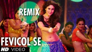 Fevicol Se Remix Dabangg 2 Full Video Song (Official) Kareena Kapoor, Salman Khan
