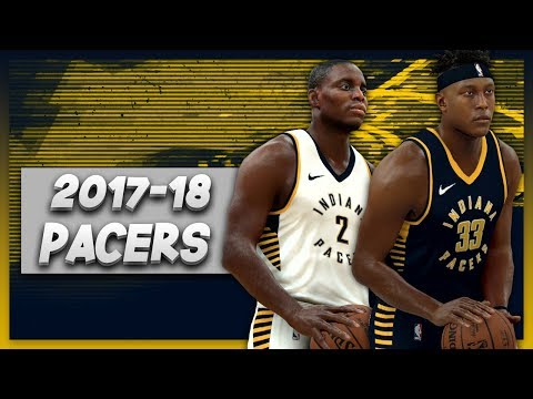 0c9870d0099 NBA 2K17 2017-18 Indiana Pacers Nike Jersey   Court Tutorial
