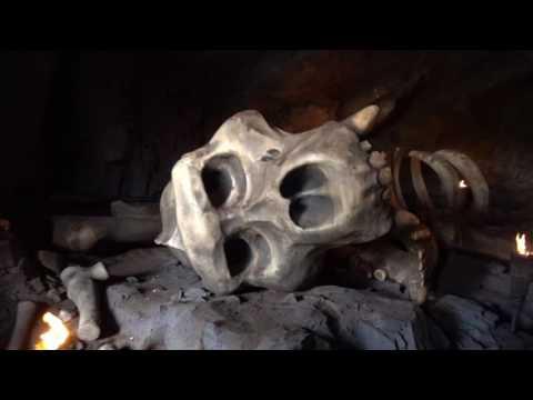 Universal Orlando - Kong Skull Island November 2016