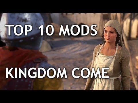 Kingdom Come Deliverance Mods - TOP 10: Frei Speichern, Schlösser knacken, Bogen Fadenkreuz, Gewicht