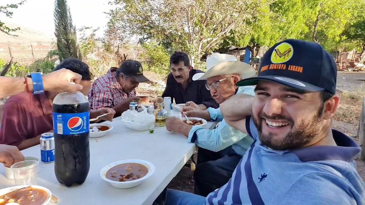 Así quedó el Borrego con Miguel Montoya (Mi apá),Mi Abuelo y todo el equipo|#PalRancho|2daParte|