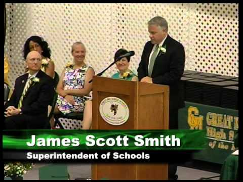 Great Mills High School Graduation - Class of 2015