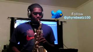 Andrew Conley Frank Ocean Thinking About you Cover Tori Kelly Style Alto Sax