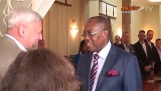 Angola e EUA reforçam cooperação militar