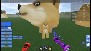 Me in Roblox Grow and Raise an Epic Doge (En tant qu'invité :P)