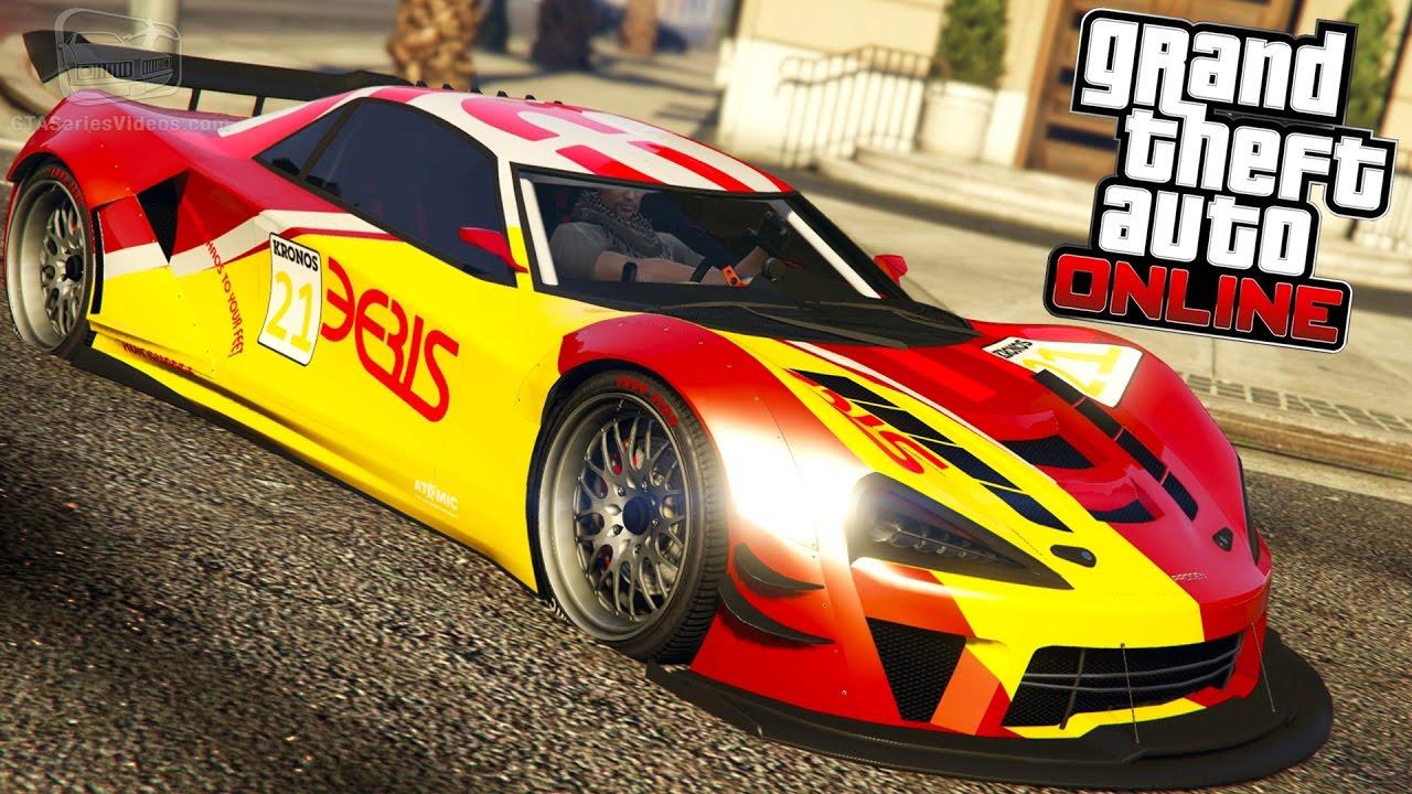 GTA 5 Online' update: Progen Itali GTB Custom car gets added