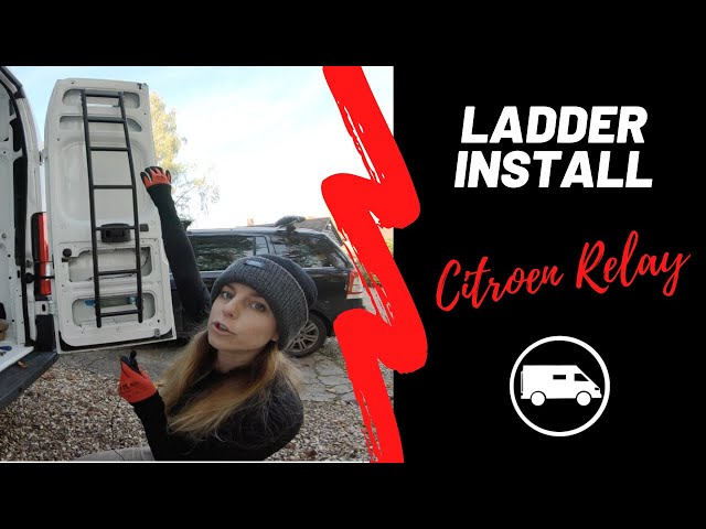 Ladder Install. Episode 3.