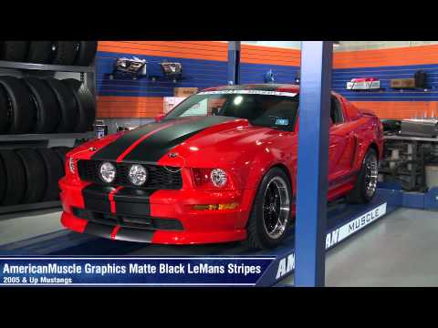 2005-2009 Mustang GT Styling Pack- Bolt-On Build-Ups