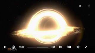 Countdown zum Weltuntergang   Das Schwarze Loch