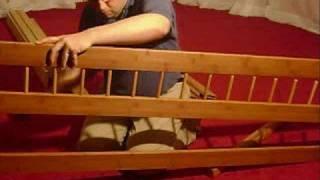 Assembling A Ranch Platform Bed