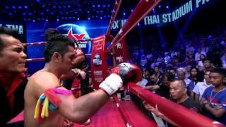 (ENGLAND VS THAI) Max Muay Thai Ultimate 2016 (10 JAN 16) Match 5 SIGITAS VS SANGCHAN thumbnail