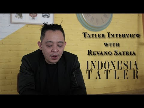 Tatler Interview: Architect Revano Satria On Designing For Zaha Hadid And Staying Inspired