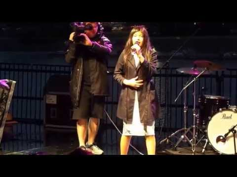 HELP - A song that helped Marlisa to win the X-Factor (Australia Day 2015)