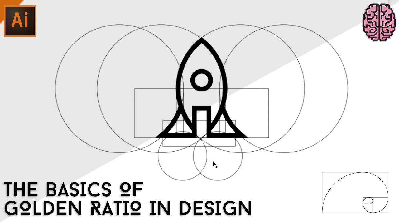 The Basics of Golden Ratio in Design by @ChrisLSeymour